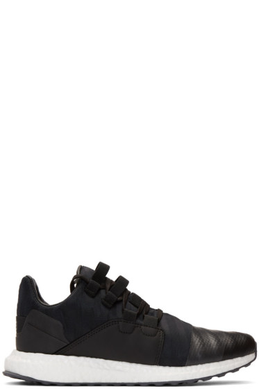 Y-3 - Black Kozoko Low Sneakers