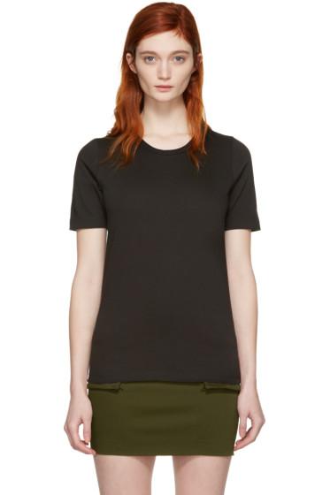 Dsquared2 - Black Round Neck T-Shirt