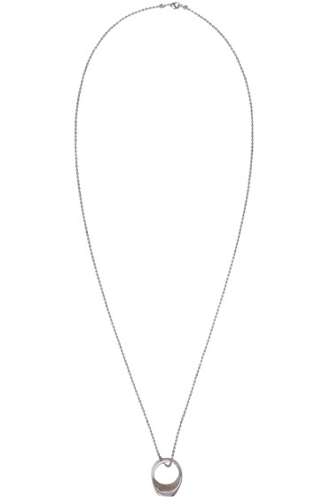Dsquared2 - Silver Ring Necklace