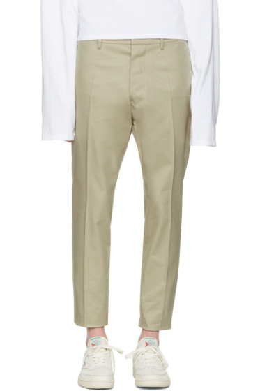 Dsquared2 - Beige Hockney Trousers