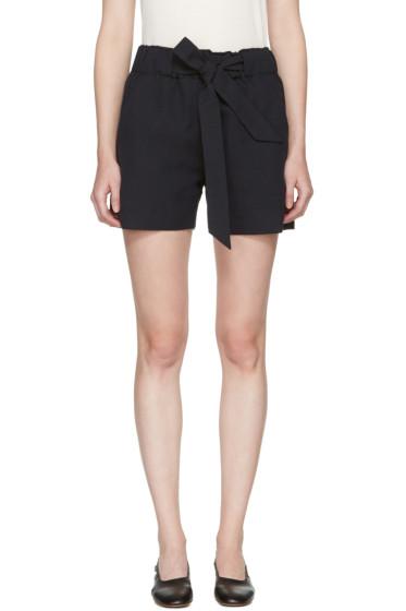 YMC - Navy Togawa Shorts