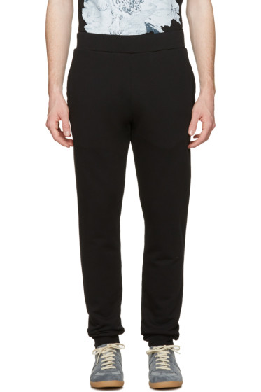 Maison Margiela - Black Slim Lounge Pants