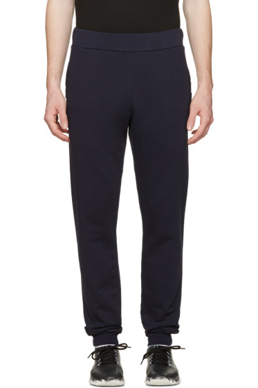 Maison Margiela - Navy Slim Lounge Pants
