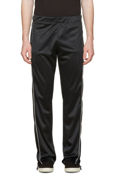Maison Margiela - Black Snap Track Pants