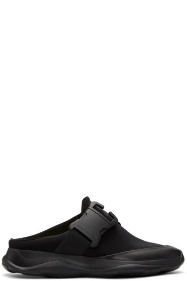 Christopher Kane - Black Spoiler Sneakers
