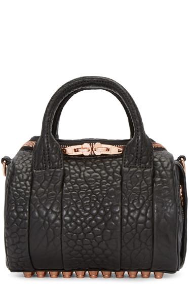 Alexander Wang - Black Mini Rockie Bag