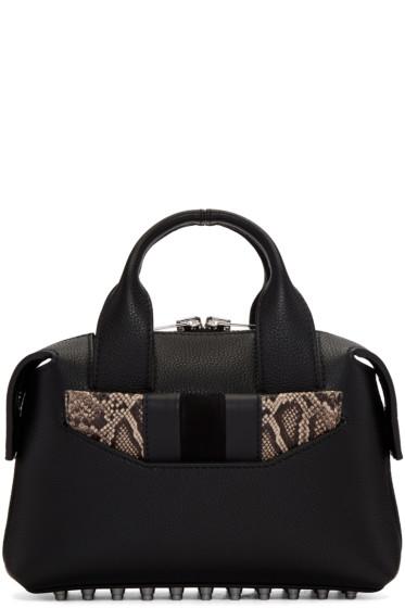 Alexander Wang - Black Small Rogue Bag