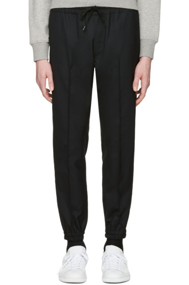 Marc Jacobs - Black Wool Trousers