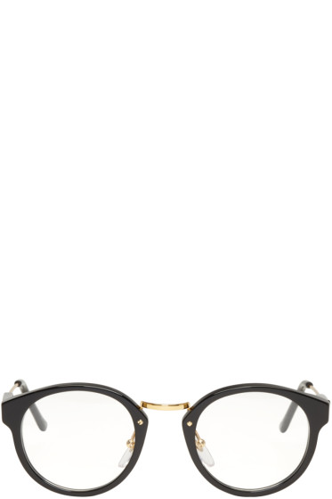 Super - Black Panama Glasses