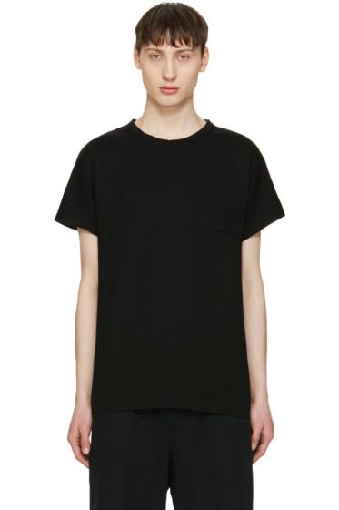 Robert Geller - Black Paul T-Shirt