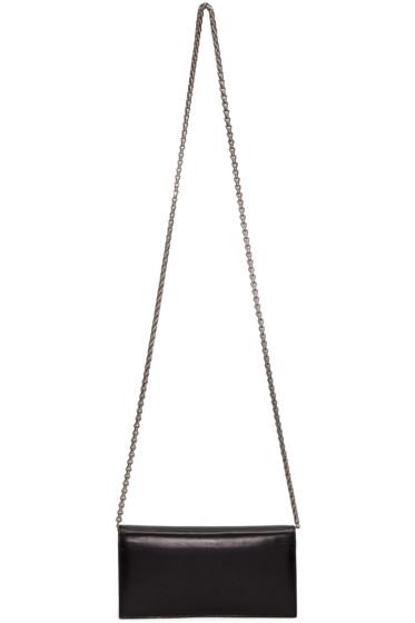 Rick Owens - Black Medium Crossbody Wallet Bag
