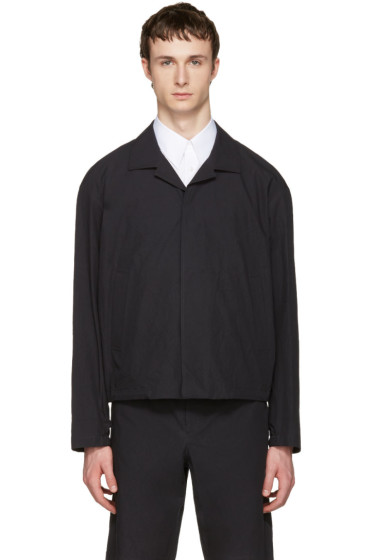 Jil Sander - Blue Messino Jacket