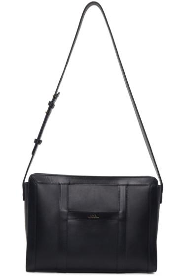 A.P.C. - Navy Nina Bag