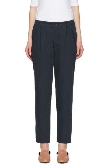 A.P.C. - Navy Isabelle Trousers