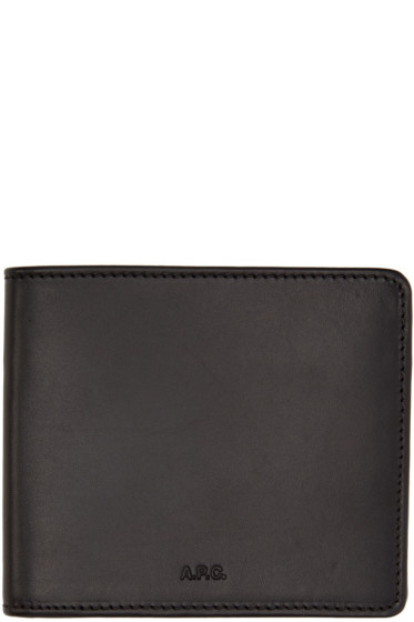 A.P.C. - Black Aly Wallet