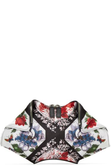 Alexander McQueen - Multicolor Small Demanta Clutch