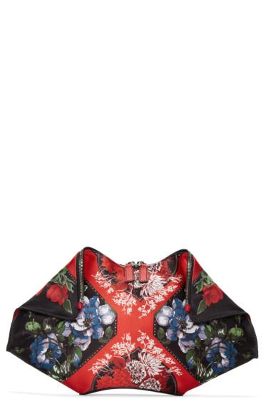 Alexander McQueen - Multicolor Demanta Clutch