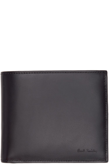 Paul Smith - Black Mini Cooper Wallet
