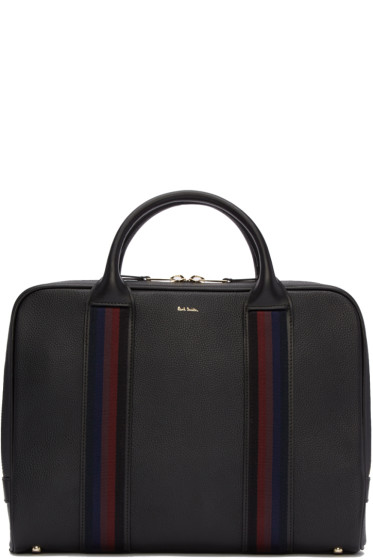 Paul Smith - Black Portfolio Briefcase