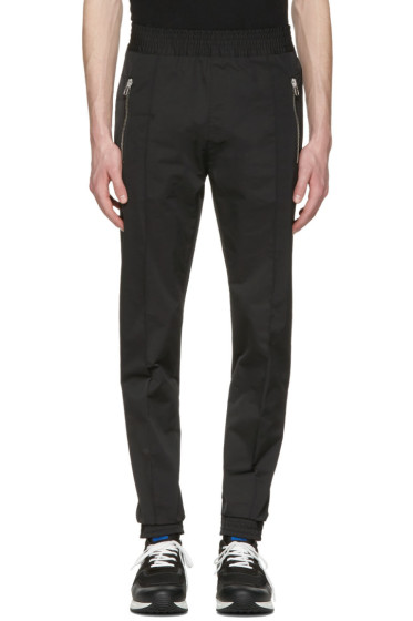 Givenchy - Black Casual Trousers