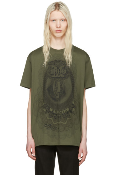 Givenchy - Green Money T-Shirt