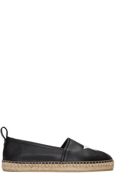Givenchy - ブラック スター エスパドリーユ
