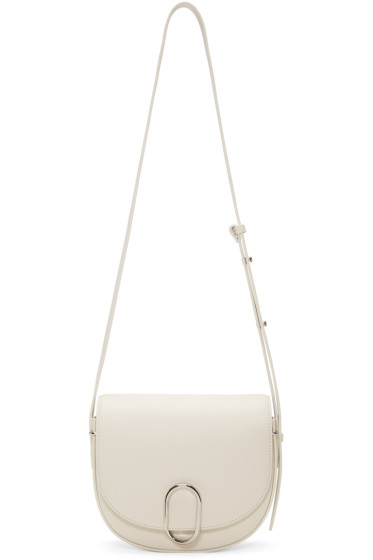 3.1 Phillip Lim - Off- White Alix Saddle Bag