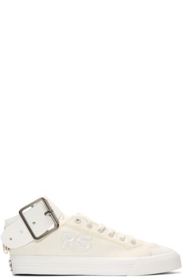 Raf Simons - Off-White adidas Originals Edition Spirit Buckle Sneakers