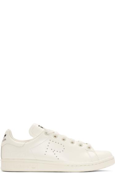 Raf Simons - Off-White adidas Originals Edition Stan Smith Sneakers