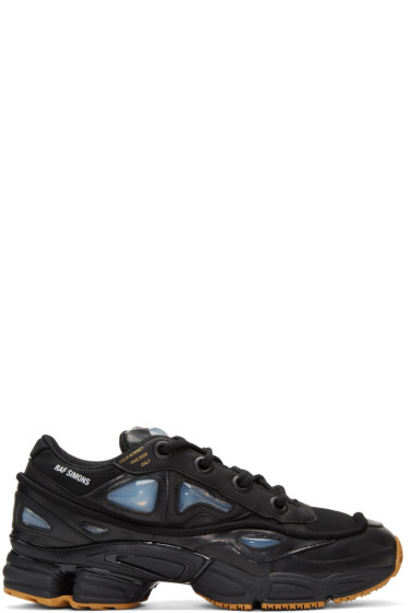 Raf Simons - Black adidas Originals Edition Ozweego Bunny Sneakers