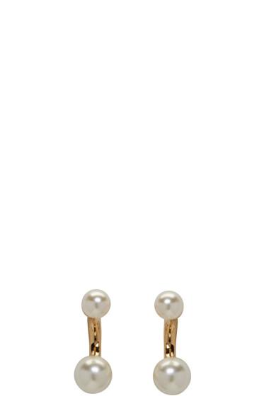 Chloé - Gold Darcey Earrings