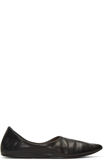 Marsèll - Black Stuzzicadente Ballerina Flats