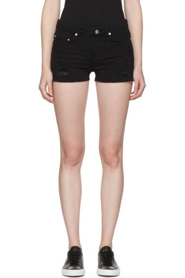 BLK DNM - Black Denim 16 Shorts