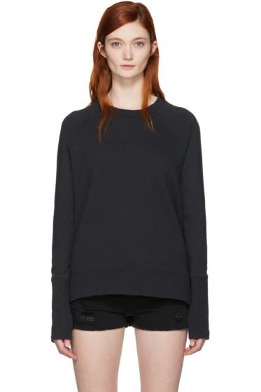 BLK DNM - Black 85 Pullover