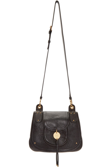 See by Chloé - Black Small Charm Bag