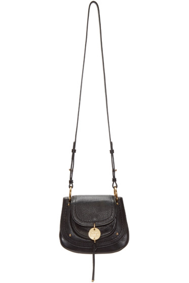 See by Chloé - Black Medium Charm Bag