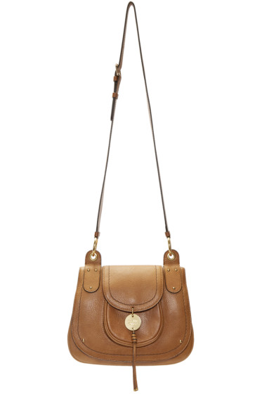 See by Chloé - Brown Medium Charm Bag