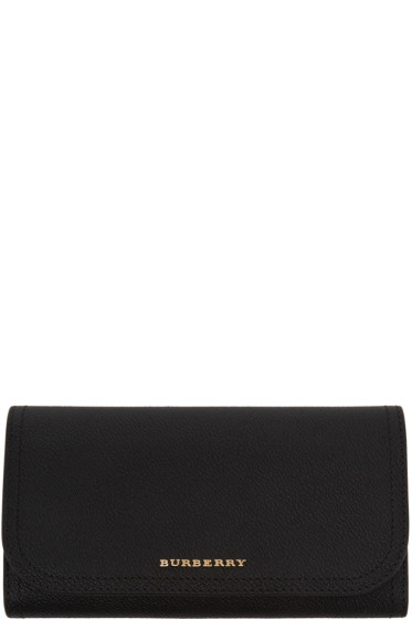 Burberry - Black Kenton Wallet