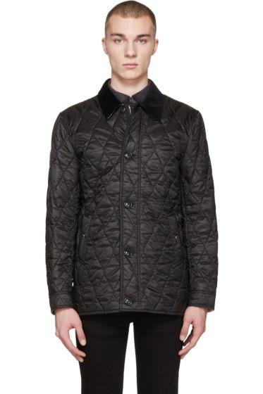 Burberry - Black Gransworth Jacket