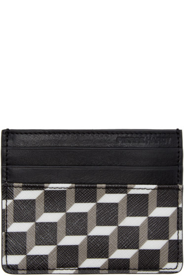 Pierre Hardy - Black Cube Card Holder