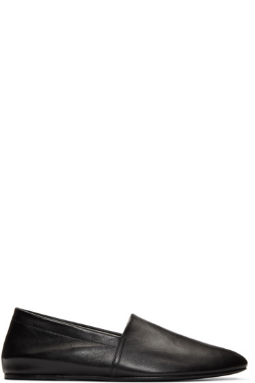 Pierre Hardy - Black Prince Slipper Loafers