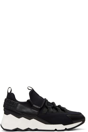 Pierre Hardy - Black Trek Comet Sneakers