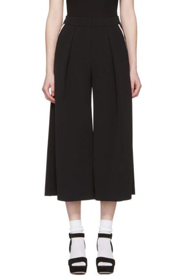 Roksanda - Black Devon Culottes