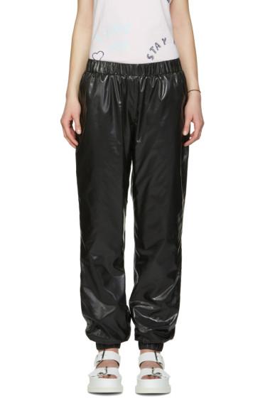 Kenzo - Black Parachute Lounge Pants