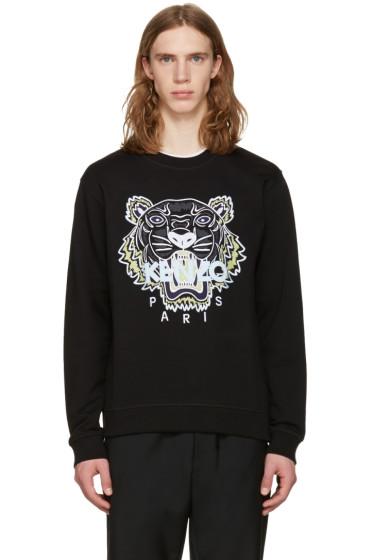 Kenzo - Black Tiger Pullover