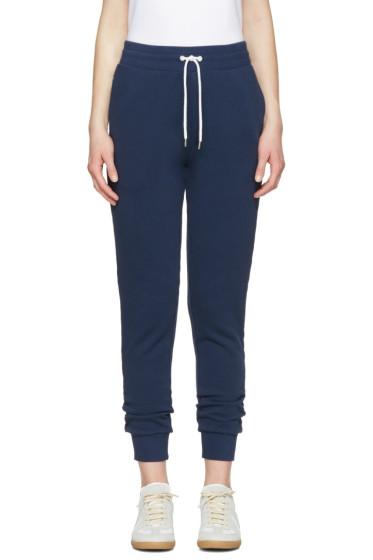 Maison Kitsuné - Blue Jogger Lounge Pants