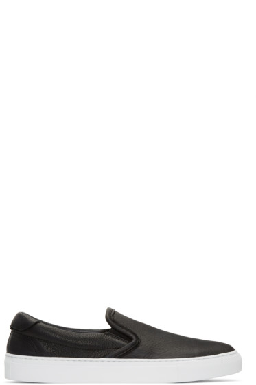 Diemme - Black Garda Slip-On Sneakers