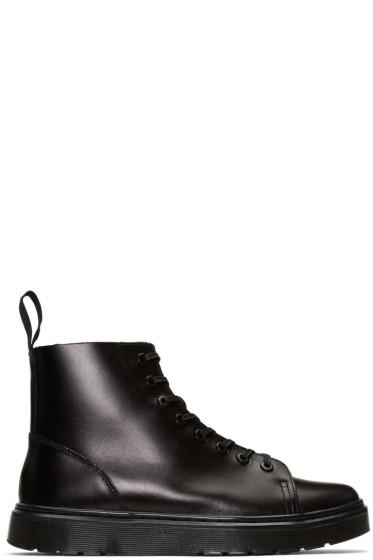 Dr. Martens - ブラック タリブ ブーツ