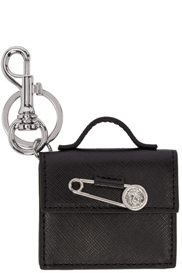 Versus - Black Bag Keychain