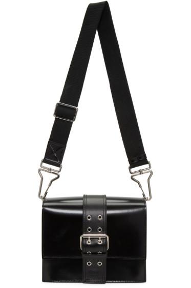 Versus - Black Wraparound Belt Bag